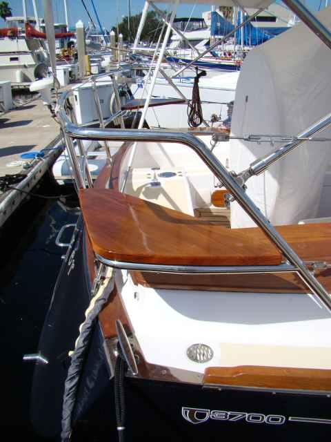 Motoryachtsflorida New Amp Brokerage Motoryachts 37