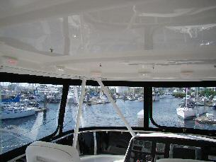 42 Sedan by Ocean Alexander  Hardtop Enclosure (1)