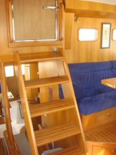 45' Symbol Pilothouse Trawler Pilothouse Aft