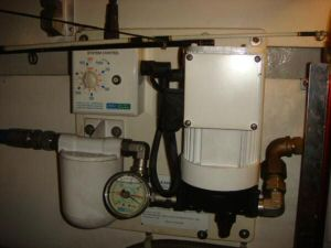 45' Symbol Pilothouse Trawler  ESI Fuel Polishing System