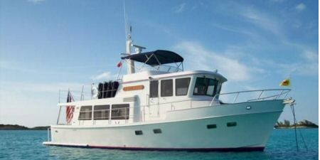 45' Symbol Pilothouse Trawler  Profile