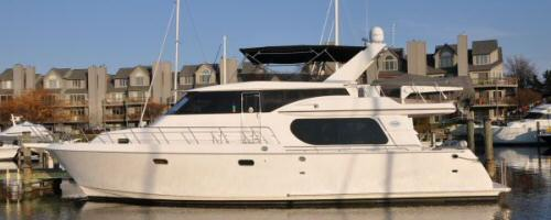 56' Symbol Pilothouse 54 Profile