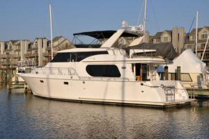 56' Symbol 54 Pilothouse Profile 2