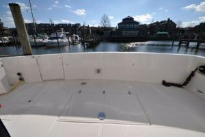 56' Symbol PIlothouse 54 Aft Deck Cockpit