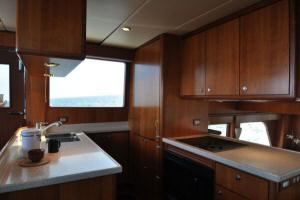 56' Symbol 54 Pilothouse Galley