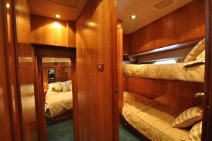 56' Symbol 54 Pilothouse Guest Cabins
