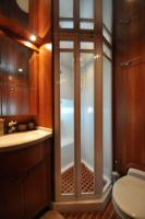 56' Symbol 54 Pilothouse Guest Head w/Shower