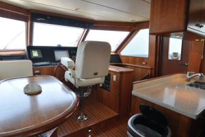 56' Symbol 54 Pilothouse - Pilothouse forward