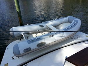 58 Symbol Hot Air Dinghy