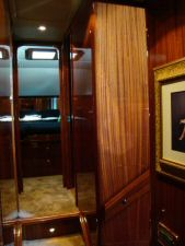 58 Symbol Pilothouse Companionway Forward