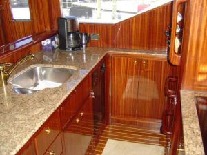 58 Symbol Pilothouse Galley