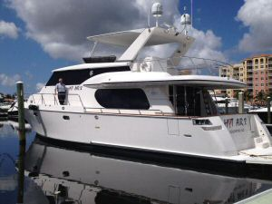 58 Symbol Pilothouse Aft Quarter