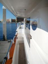 58 Symbol Pilothouse Covered Side Deck Forward