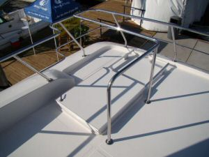58 Symbol Pilothouse Flybridge Cockpit Sliding Hatch