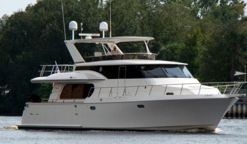 58 Symbol Raised Pilothouse