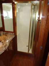 58' Symbol PIlothouse Master Head Shower
