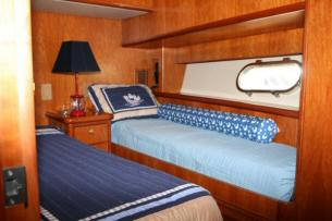 58' Symbol Pilothouse Guest Stateroom
