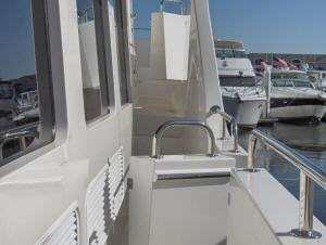 Symbol 59 Classic Pilothouse  5 Boarding Doors on 3 Levels