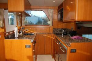Symbol 59 Classic Pilothouse  Galley