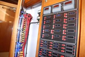 Symbol 59 Classic Pilothouse  Electric Panel