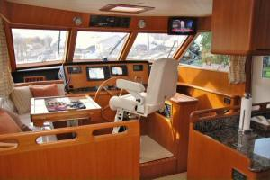Symbol 59 Classic Pilothouse  - Pilothouse Forward