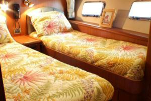 Symbol 59 Classic Pilothouse  Port Stateroom