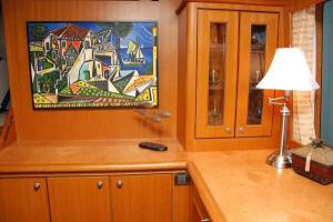 Symbol 59 Classic Pilothouse  Salon Cabinetry