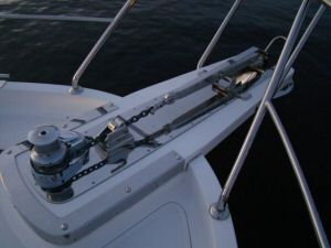 Ocean Alexander 64 Anchor Windlass