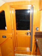 Ocean Alexander 64 Pilothouse Door Starboard Side