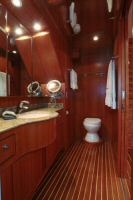 66' Symbol Pilothouse Master Stateroom Head