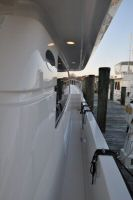 68' Symbol Pilothouse Motoryacht Starboard Covered Side Deck